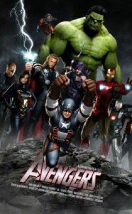 The Avengers Türkçe Dublaj izle