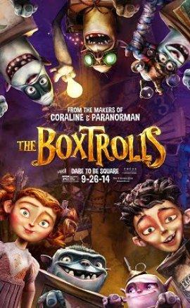 The Boxtrolls – Kutu Cüceleri 2014 izle