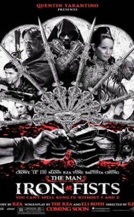 The Man with the Iron Fists izle