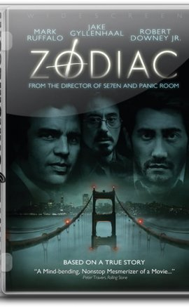 Zodiac Filmi izle