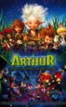 Arthur ile Minimoylar Film izle