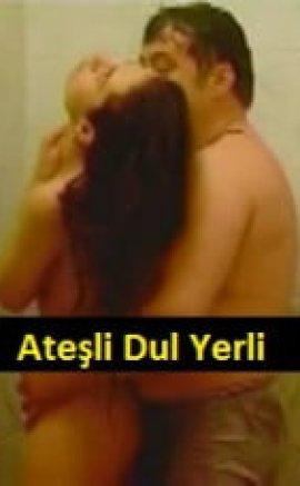 Ateşli Dul Yerli Erotik Filmi izle