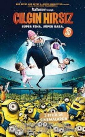 Çılgın Hırsız ~ Despicable Me Filmi Full Hd izle