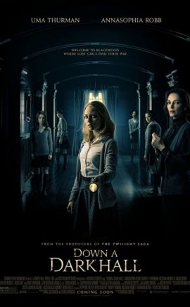 Down a Dark Hall 2018 izle
