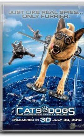 Kediler ve Köpekler 2 Filmi Full Hd izle