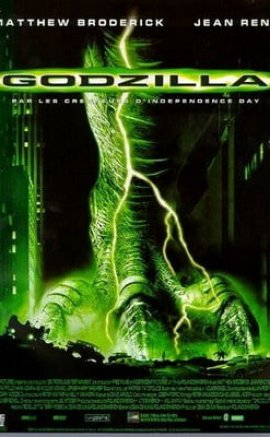 Godzilla 1998 Türkçe Dublaj izle
