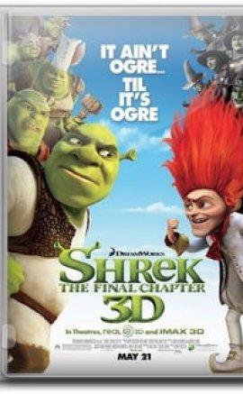 Şrek 4 Sonsuza Dek Mutlu ~ Shrek 4 Forever After Filmi Full Hd izle