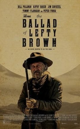 The Ballad of Lefty Brown Full izle