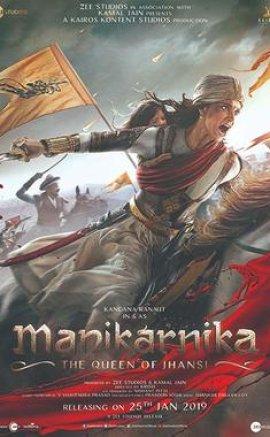 Manikarnika The Queen of Jhansi izle