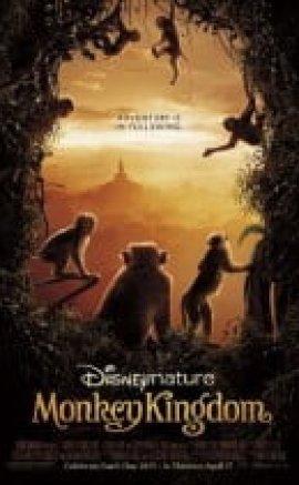 Maymun Krallığı – Monkey Kingdom Türkçe Dublaj izle