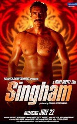 Singham (2011) Türkçe Dublaj İzle