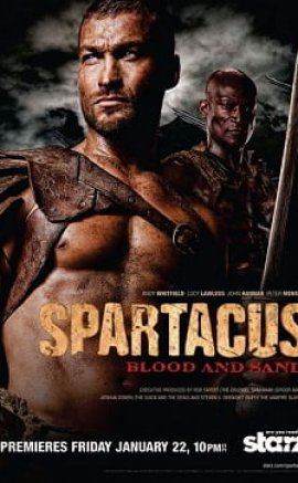 Spartacus Blood and Sand Sezon 1 Bölüm 5 Full Hd izle