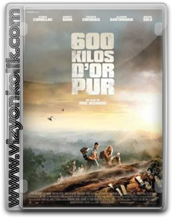 600 Kilos D'or Pur filmi